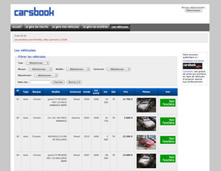 Carsbook