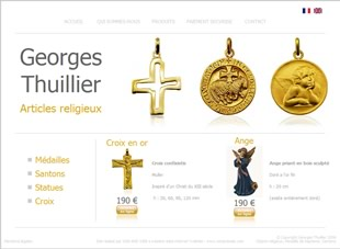Georges Thuillier Art Religieux