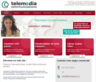 Telemedia Communications