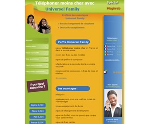 Universel Family